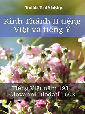 cover image of Kinh Thánh II tiếng Việt và tiếng Ý