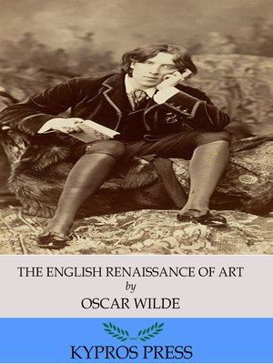 cover image of The English Renaissance of Art