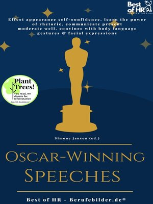 cover image of Oscar-Winning Speeches