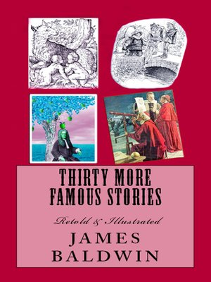 cover image of Thirty More Famous Stories