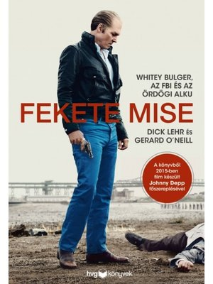 cover image of Fekete mise