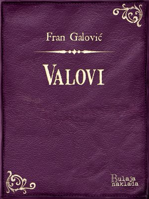 cover image of Valovi