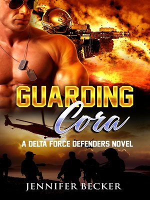 cover image of Guarding Cora