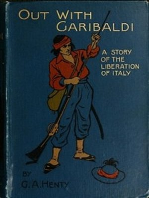 cover image of Out with Garibaldi
