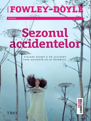 cover image of Sezonul accidentelor