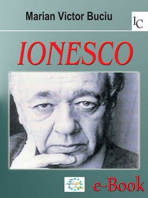 cover image of Ionesco