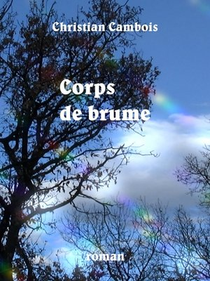 cover image of Corps de brume