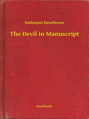 cover image of The Devil in Manuscript