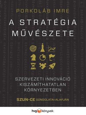 cover image of A stratégia művészete