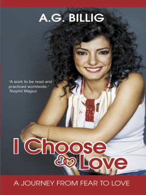 cover image of I Choose Love