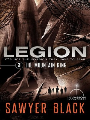 cover image of The Mountain King