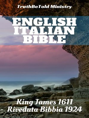 cover image of English Italian Bible