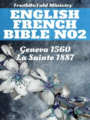 cover image of English French Bible No2