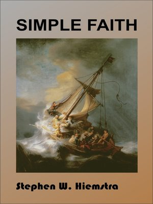 cover image of Simple Faith