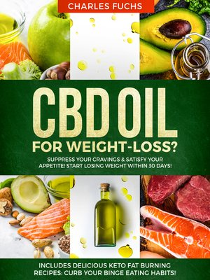 cover image of CBD oil for Weight-Loss?
