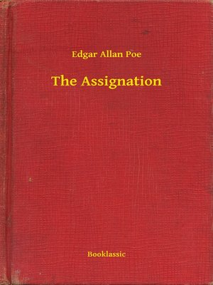 cover image of The Assignation