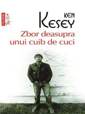 cover image of Zbor deasupra unui cuib de cuci