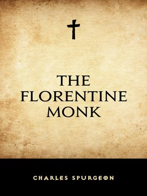 cover image of The Florentine Monk