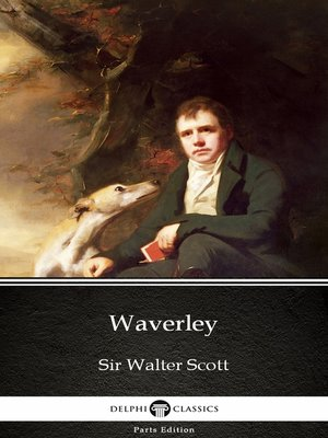cover image of Waverley by Sir Walter Scott (Illustrated)