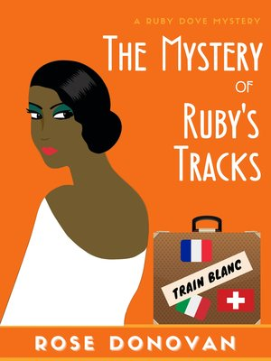 cover image of The Mystery of Ruby's Tracks