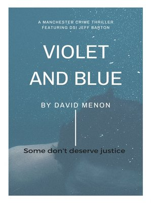 cover image of Violet and Blue
