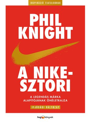 cover image of A Nike-sztori