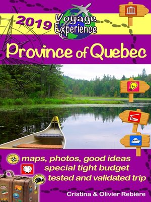 cover image of Travel eGuide: Canada - Ontario & Quebec