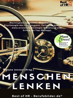 cover image of Menschen Lenken