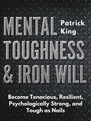 cover image of Mental Toughness & Iron Will