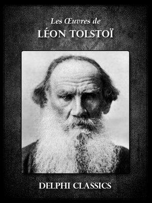 cover image of Oeuvres de Léon Tolstoï
