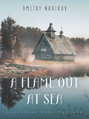 cover image of A Flame Out at Sea
