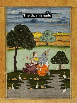cover image of The Upanishads