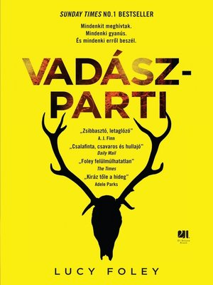 cover image of Vadászparti