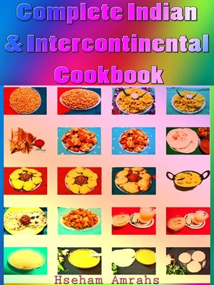 cover image of Complete Indian & Intercontinental Cookbook