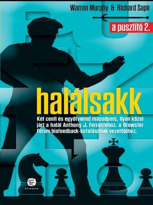 cover image of Halálsakk