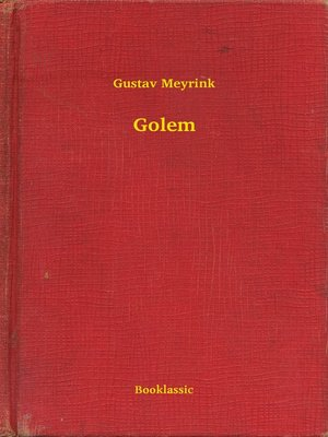 cover image of Golem