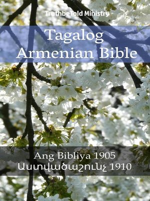 cover image of Tagalog Armenian Bible