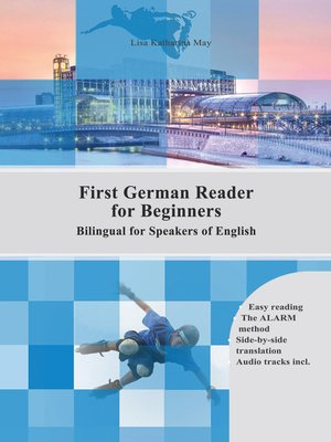 cover image of First German Reader for Beginners