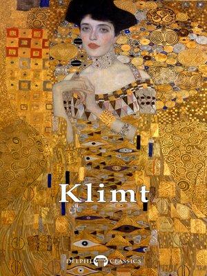cover image of Delphi Complete Paintings of Gustav Klimt