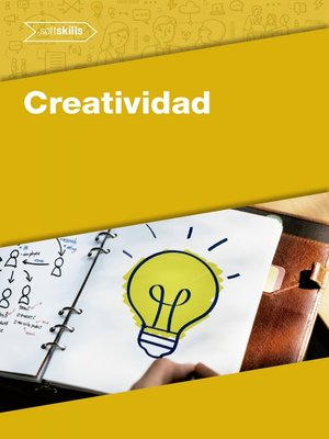 cover image of Creatividad