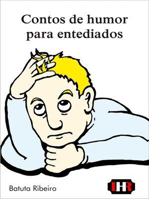 cover image of Contos de humor para entediados