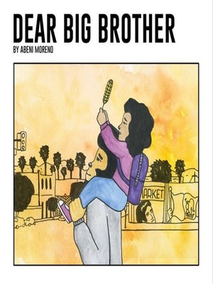 cover image of Dear Big Brother