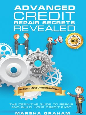 cover image of Advanced Credit Repair Secrets Revealed
