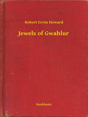 cover image of Jewels of Gwahlur
