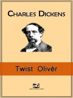 cover image of Twist Olivér