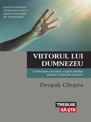 cover image of Viitorul lui Dumnezeu