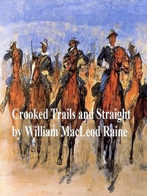 cover image of Crooked Trails and Straight