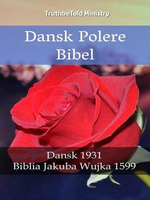 cover image of Dansk Polsk Bibel