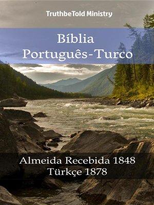 cover image of Bíblia Português-Turco
