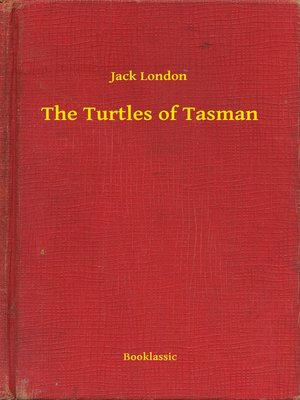 cover image of The Turtles of Tasman